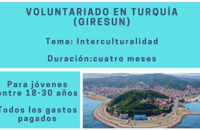 Azuqueca impulsa un programa de voluntariado en Turquía para jóvenes de entre 18 y 30 años