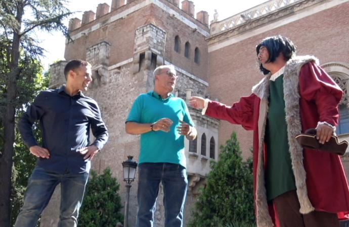Los Reyes Católicos, Colón y Alcalá, esta semana en «La Brújula del Tiempo» de Telemadrid