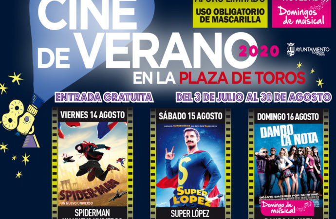 """Hoy """"Dando la nota"""" en el Cine de Verano de Torrejón"""