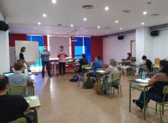 Comienzan en Azuqueca los dos primeros cursos del POEFE con una treintena de participantes