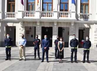 Guadalajara incorporará 17 bomberos y 22 agentes de la Policía Local