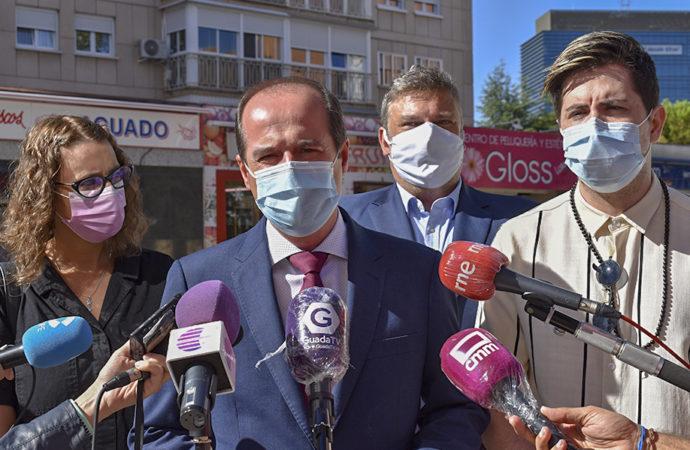 Guadalajara invierte 306.000€ en tres nuevas líneas de ayuda dirigidas a las personas más afectadas por la pandemia