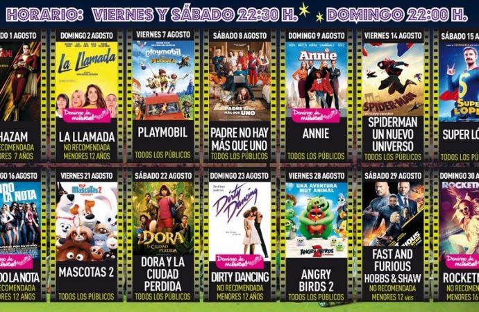 """""""Dirty Dancing"""" hoy domingo en el Cine de Verano de Torrejón"""