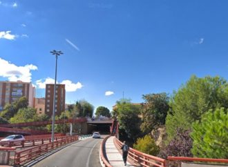 El túnel de Aguas Vivas de Guadalajara permanecerá cerrado esta noche al tráfico por labores de limpieza
