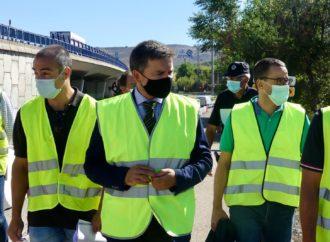 En 12 semanas la conexión de la A2 con Plaza de Europa estará lista en Guadalajara