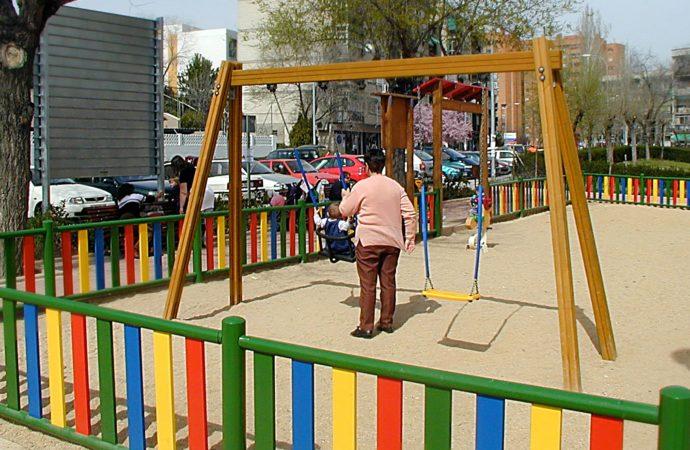 Coslada decreta el cierre de las áreas de juego infantil y de las pistas deportivas públicas como medida de prevención