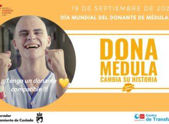 Coslada y San Fernando animan a sus jóvenes a registrarse como donantes de médula