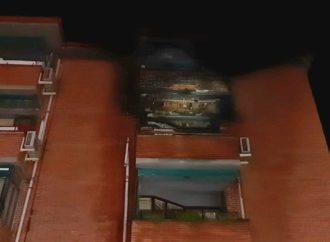 El edificio incendiado de manera intencionada este domingo en Guadalajara no tiene daños estructurales