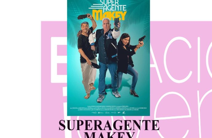 Este fin de semana vuelve el cine a la sala del EJE en Azuqueca con la película 'Superagente Makey'