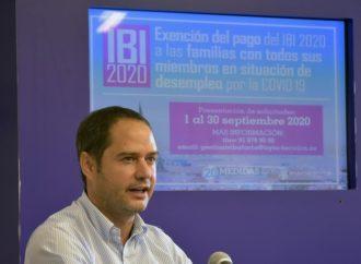 Las familias de Torrejón con todos sus miembros en paro no pagarán el IBI 2020