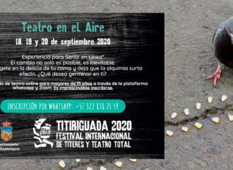 Guadalajara recupera el Titiriguada con una actividad de teatro online