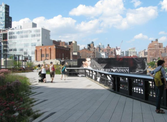 ¿Un «High Line Elevated Park» en Alcalá como en Nueva York? La propuesta de Ciudadanos para salvar la vías del tren por encima