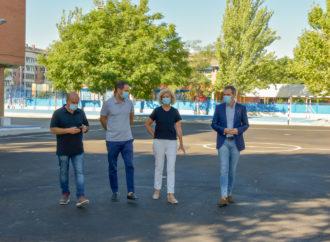 Torrejón invierte 750.000€ en mejorar los 20 colegios públicos de la ciudad