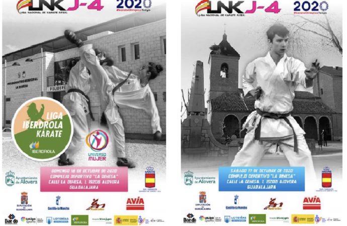 Alovera se prepara para disfrutar este fin de semana de la Liga Nacional de Karate Junior y Sub21