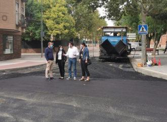 Azuqueca ha comenzado esta semana la «Operación asfalto»