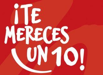 Azuqueca amplía hasta el 8 de enero la campaña «Te mereces un 10»