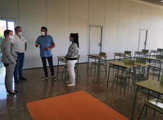 Azuqueca invertirá 71.280 euros en la instalación de filtros HEPA en todos los colegios, institutos y escuelas infantiles
