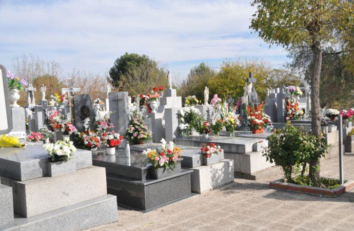 Coslada amplía el horario del cementerio desde el jueves 29 al lunes 2 con motivo de la celebración del Día de Todos los Santos