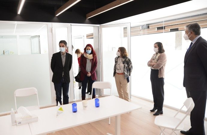 El Espacio Activo Contra el Cáncer en el Corredor del Henaresestrena nueva sede en Alcalá