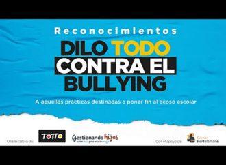 """El programa de Policía Tutor de Coslada recibe el premio """"Dilo todo contra el Bullying» por su labor contra el acoso escolar"""
