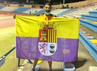 El torrejonero Juan José Crespo doble campeón de España en la categoría de más de 45 años en 1.500 y 800 metros