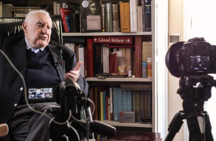 Muere Joseph Pérez, Premio Ciudad de Alcalá 2017, Doctor Honoris Causa por la UAH y uno de los protagonistas del documental «Expediente Cisneros»