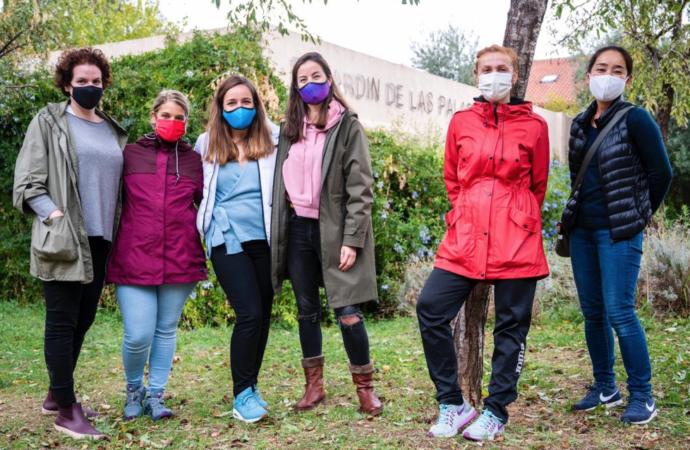 La «lucha de las mamás de los parques de Alcalá» para que se mantengan abiertos los Parques Infantiles