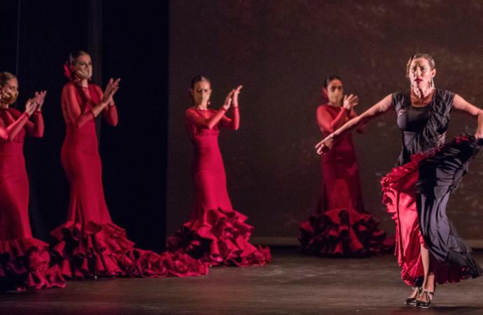 «Volver», el espectáculo de Pilar Barbancho que llenará de música y baile el Teatro Cervantes