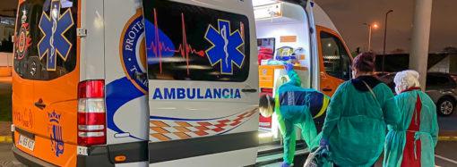 El servicio de ambulancia de Torrejón y Protección Civil han atendido a 376 dependientes y a otros vecinos desde el inicio de la pandemia