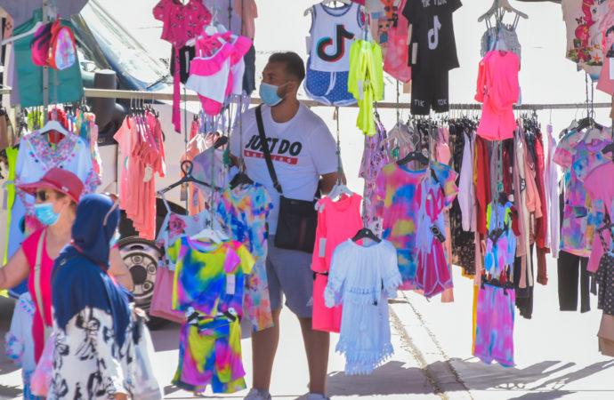 Torrejón recupera desde este domingo el mercadillo del barrio de Soto Henares