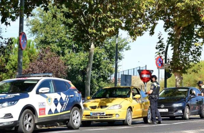 Torrejón y Morata tendrán restricciones de movilidad y el resto del Corredor toque de queda