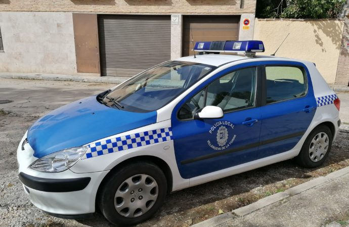 Vacante de Policía Local en Villanueva de la Torre