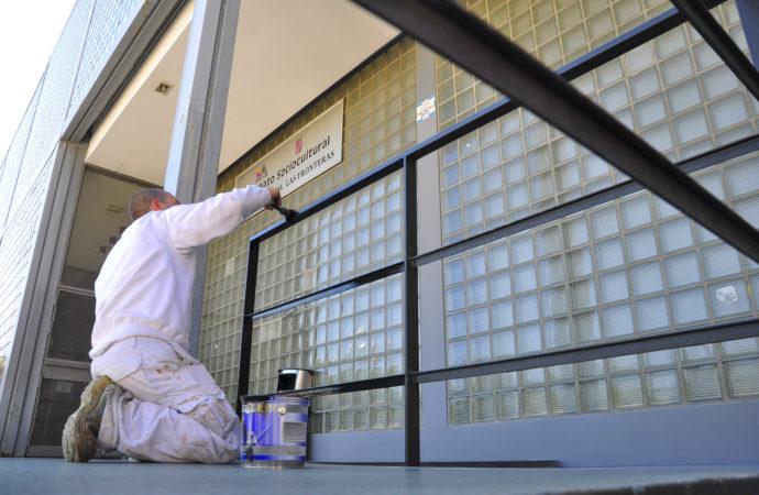 El Ayuntamiento de Torrejón de Ardoz incorpora a 80 desempleados para realizar labores de mantenimiento en la ciudad