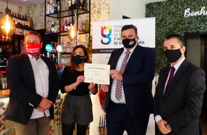 El Bonhomia Bar se proclama ganador de la ruta de la tortilla de Guadalajara