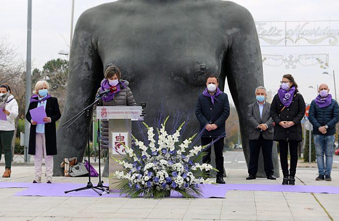 El Corredor del Henares conmemoró el 25N con diferentes actos de homenaje a las víctimas de la violencia machista