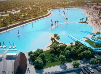 El Corredor del Henares tendrá la playa artificial más grande de Europa