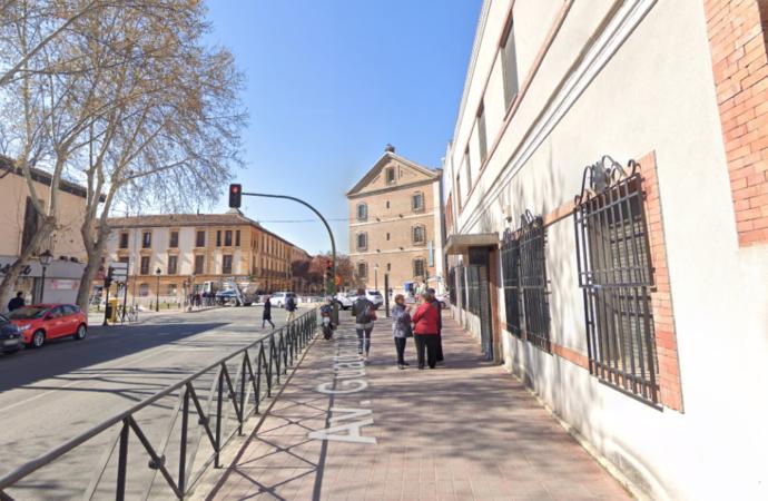 ¿Un nuevo aparcamiento subterráneo junto a «los Cuatro Caños» en Alcalá?