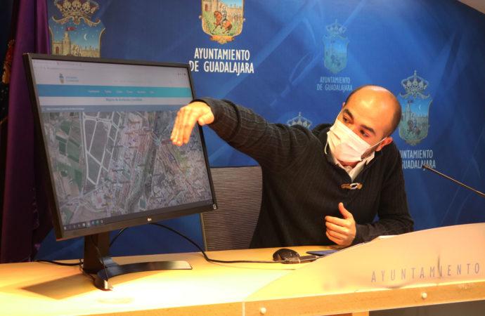 Guadalajara destina cerca de 20.000 euros en mejorar la iluminación de cuatro parques de la capital