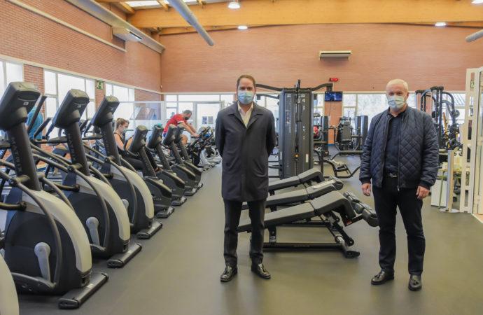 Torrejón acomete la 4ª fase del plan para mejorar las instalaciones deportivas de la ciudad