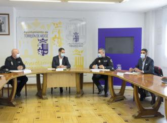 Torrejón de Ardoz prepara un dispositivo especial para prevenir los robos en comercios y las peleas entre menores