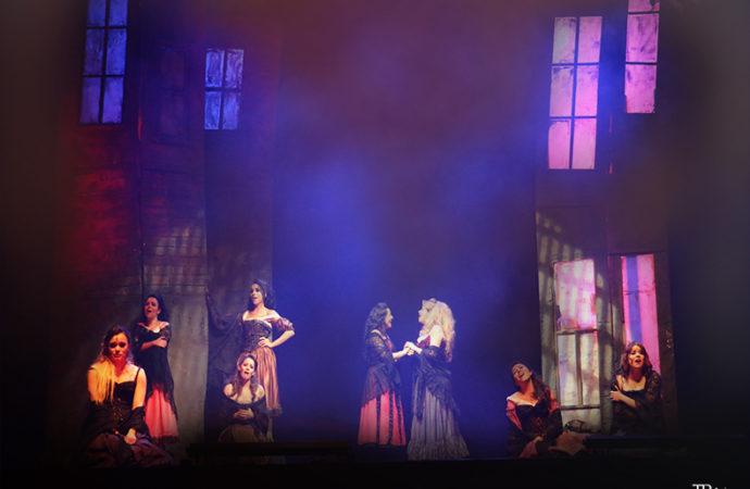"""Última oportunidad para ver el musical de Broadway """"Jekyll & Hyde"""" este sábado en Torrejón de Ardoz"""