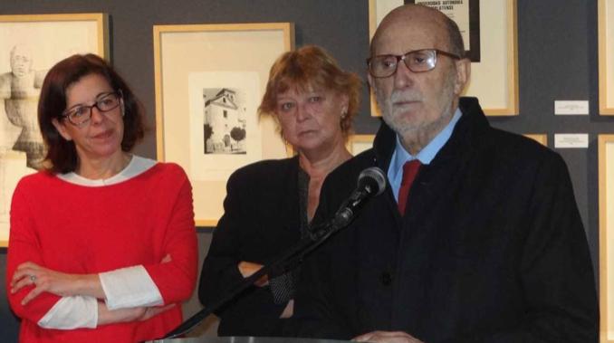Alcalá pierde a Pilar Revilla, hija del pintor Manuel Revilla, y esposa del ex alcalde Arsenio Lope Huerta