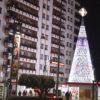 Coslada inauguró este viernes la programación navideña con el mercado navideño artesano y el belén monumental
