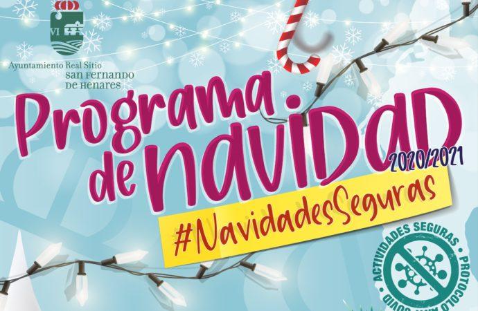Este viernes arrancan las 'Navidades Seguras' de San Fernando de Henares con el encendido de luces