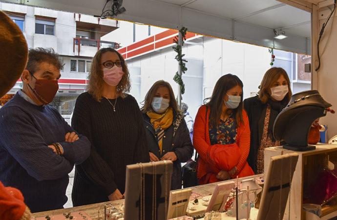 Guadalajara ha inaugurado este jueves la XXVI Feria Navideña del Regalo Artesano