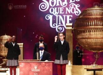 La Lotería de Navidad ha dejado 3 quintos premios en Torrejón de Ardoz