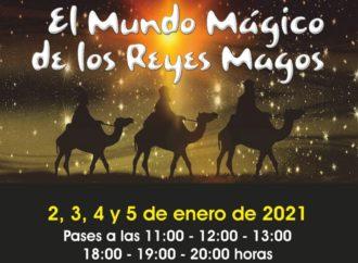Las entradas para 'El mundo mágico de los Reyes Magos' de Guadalajara estarán disponibles a partir del día 14