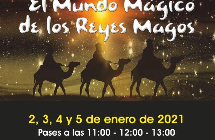 Sus Majestades los Reyes Magos de Oriente llegarán a Guadalajara gracias al salvoconducto otorgado por el alcalde de la ciudad