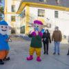 Los Guachis repartirán detalles navideños entre los niños de los colegios de Torrejón