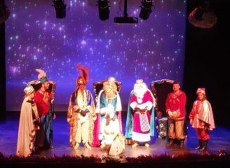 Los tres Reyes Magos protagonizarán una obra de teatro en San Fernando los días 30 de diciembre y 3 y 4 de enero